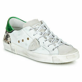Philippe Model  PARIS X  women's Shoes (Trainers) in White