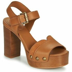 See by Chloé  SB34122A  women's Sandals in Brown