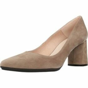 Angel Alarcon  19546  women's Court Shoes in Brown