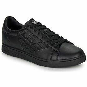 Emporio Armani EA7  CLASSIC NEW CC  women's Shoes (Trainers) in multicolour