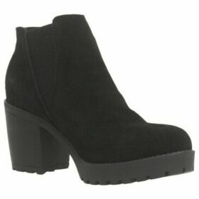 Avatar Shoes  OLYMPIA CT  women's Low Ankle Boots in Black