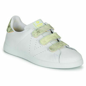 Victoria  TENIS PIEL VELCRO  women's Shoes (Trainers) in White