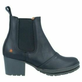Art The Art Company  Art 1235 Botines Casuales con Tacón de Mujer  women's Low Ankle Boots in Black