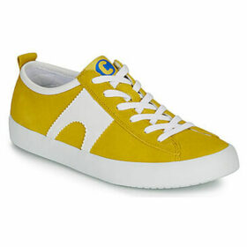 Camper  Imar Copa  women's Shoes (Trainers) in Yellow