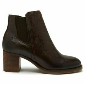 Chatham  Savannah Chelsea Boots  women's Low Ankle Boots in Brown