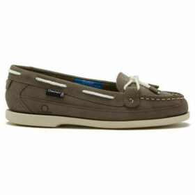 Chatham  Alcyone II G2 Leather Boat Shoes  women's Boat Shoes in Grey