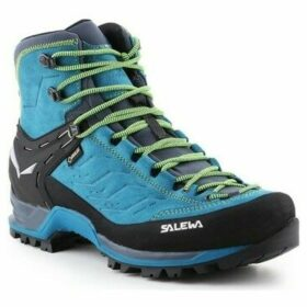 Salewa  MS Mtn Trainer Mid Gtx  women's Shoes (High-top Trainers) in Blue