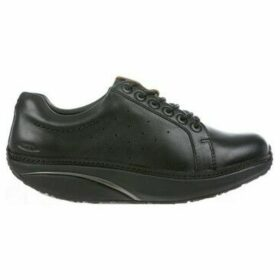 Mbt  WOMEN'S SHOES  NAFASI 2 LACE UP W BLACK  women's Shoes (Trainers) in Black