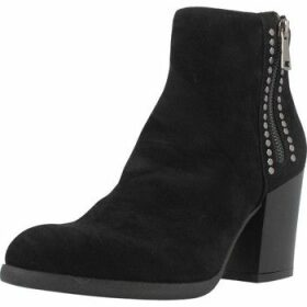 Francescomilano  M135T  women's Low Ankle Boots in Black