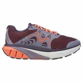 Mbt  WOMEN'S RUNNING  GT 18 W SHOES  women's Shoes (Trainers) in Purple