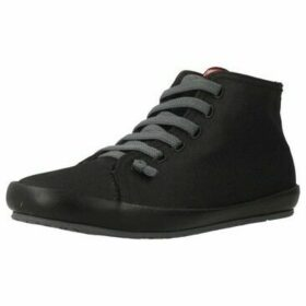 Camper  BORNE  women's Shoes (High-top Trainers) in Black