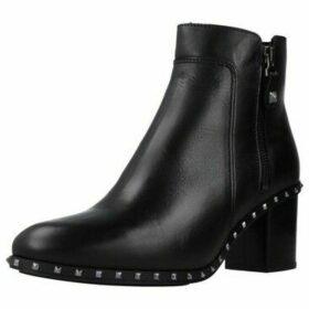 Alpe  4347 20  women's Low Ankle Boots in Black