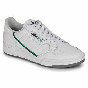adidas  CONTINENTAL 80  women's Shoes (Trainers) in White