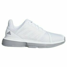 adidas  Courtjam Bounce W  women's Tennis Trainers (Shoes) in White
