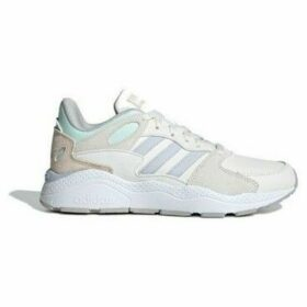 adidas  Crazychaos  women's Shoes (Trainers) in White