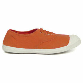Bensimon  Basic tennis  women's Shoes (Trainers) in Red