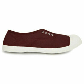 Bensimon  Basic tennis  women's Tennis Trainers (Shoes) in Red