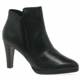 Caprice  Camilla Womens Suede Ankle Boots  women's Low Ankle Boots in Black