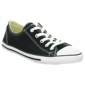 Converse  Chuck Taylor AS  women's Shoes (Trainers) in Black