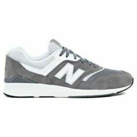 New Balance  697  women's Shoes (Trainers) in Grey
