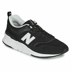 New Balance  997  women's Shoes (Trainers) in Black