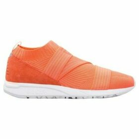 New Balance  247  women's Shoes (Trainers) in Orange