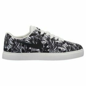 Nike  SB Check Prm GS  women's Shoes (Trainers) in Black
