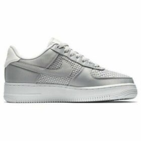 Nike  Air Force 1  women's Shoes (Trainers) in Grey