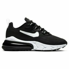 Nike  W Air Max 270 React  women's Shoes (Trainers) in Black