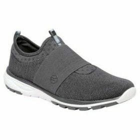 Regatta  Marine Trainers Grey  women's Slip-ons (Shoes) in Grey