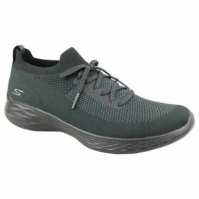 Skechers  You Shine Trainers  women's Trainers in Grey