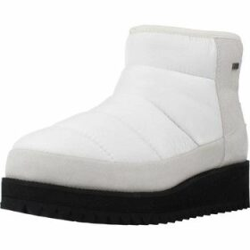 UGG  RIDGE MINI  women's Low Ankle Boots in White