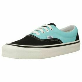 Vans  UA ERA DX  women's Shoes (Trainers) in Blue