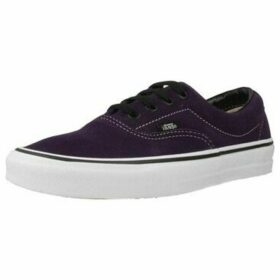 Vans  UA ERA CALIFORNIA  women's Shoes (Trainers) in Purple
