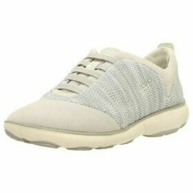 Geox  D NEBULA  women's Shoes (Trainers) in White