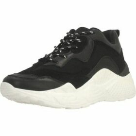 Steve Madden  ANTONIA  women's Shoes (Trainers) in Black