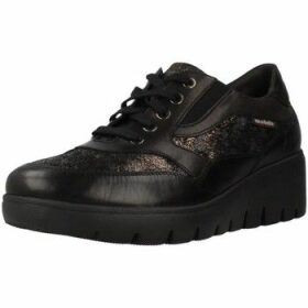 Mephisto  SHEILA  women's Shoes (Trainers) in Black