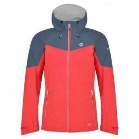 Dare 2b  Reconfine Lightweight Hooded Waterproof Jacket Pink  women's Jacket in Pink