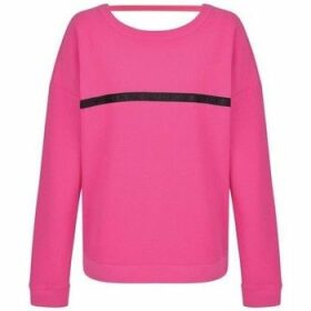 Dare 2b  Resilience Cutout Neck Sweater Pink  women's Sweatshirt in Pink