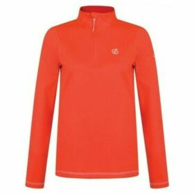 Dare 2b  Lowline Core Stretch Half Zip Midlayer Orange  women's Blouse in Orange