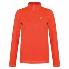 Dare 2b  Lowline Core Stretch Half Zip Midlayer Orange  women's Blouse in Orange