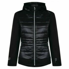 Dare 2b  Inset Wool Hybrid Jacket Black  women's Sweatshirt in Black