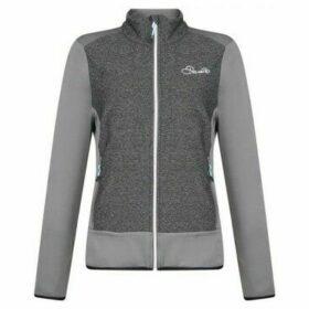Dare 2b  Immerge Full Zip Core Stretch Midlayer Jacket Grey  women's Blouse in Grey