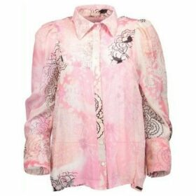 John Galliano  Shirt long sleeves Women  women's Shirt in multicolour