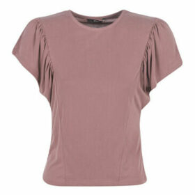 Only  ONLCARY  women's Blouse in Bordeaux