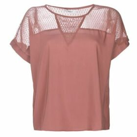 Only  ONLSEMMA  women's Blouse in Bordeaux