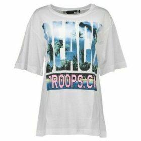 Love Moschino  T-shirt short sleeves Women W 4 F19 03 M 3519  women's T shirt in multicolour