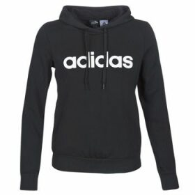 adidas  E LIN OH HD  women's Sweatshirt in Black