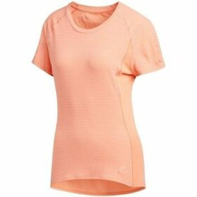 adidas  Supernova 37C  women's T shirt in Orange