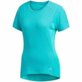 adidas  Supernova 37C  women's T shirt in Blue